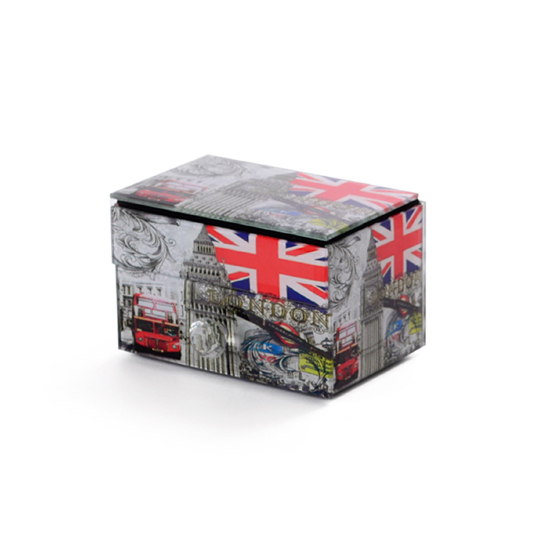 Caixa porta objetos Inglaterra