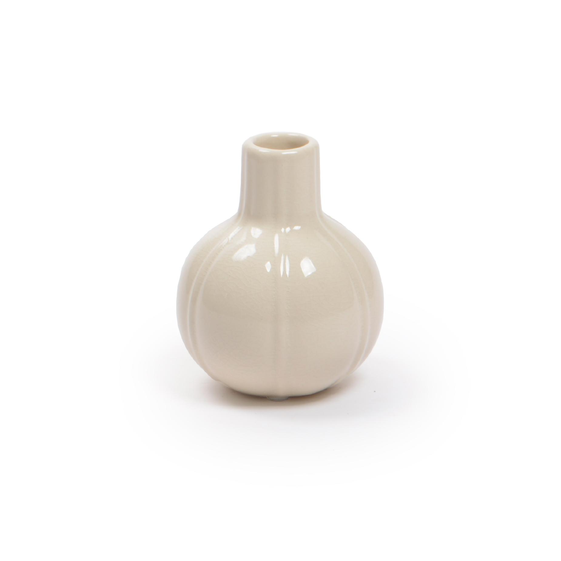 Vaso pequeno de cerâmica