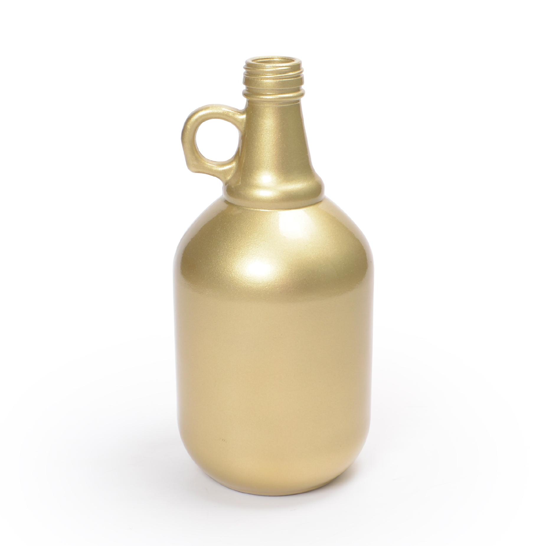 Vaso de vidro modelo Garrafão