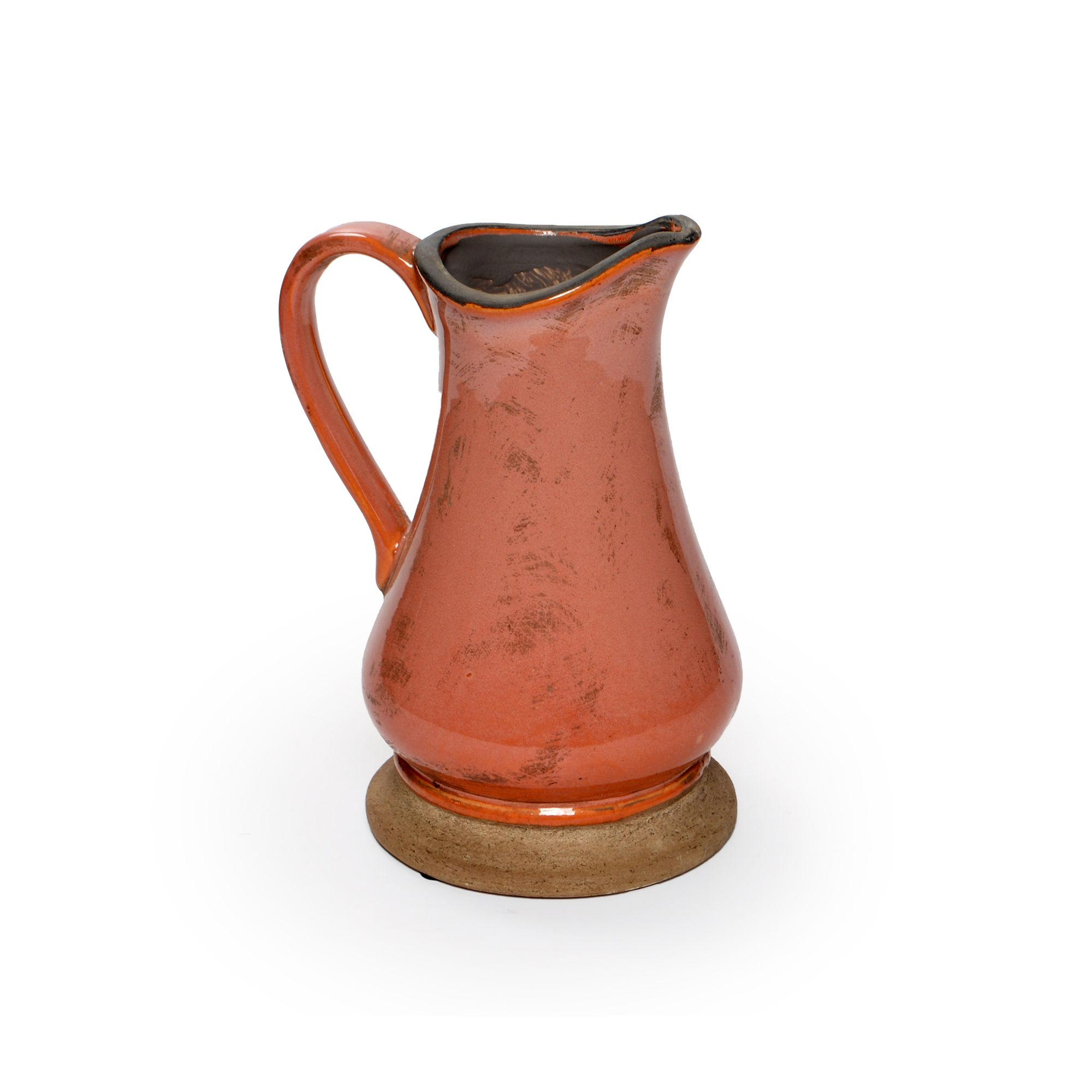 Vaso de cerâmica modelo Jarra