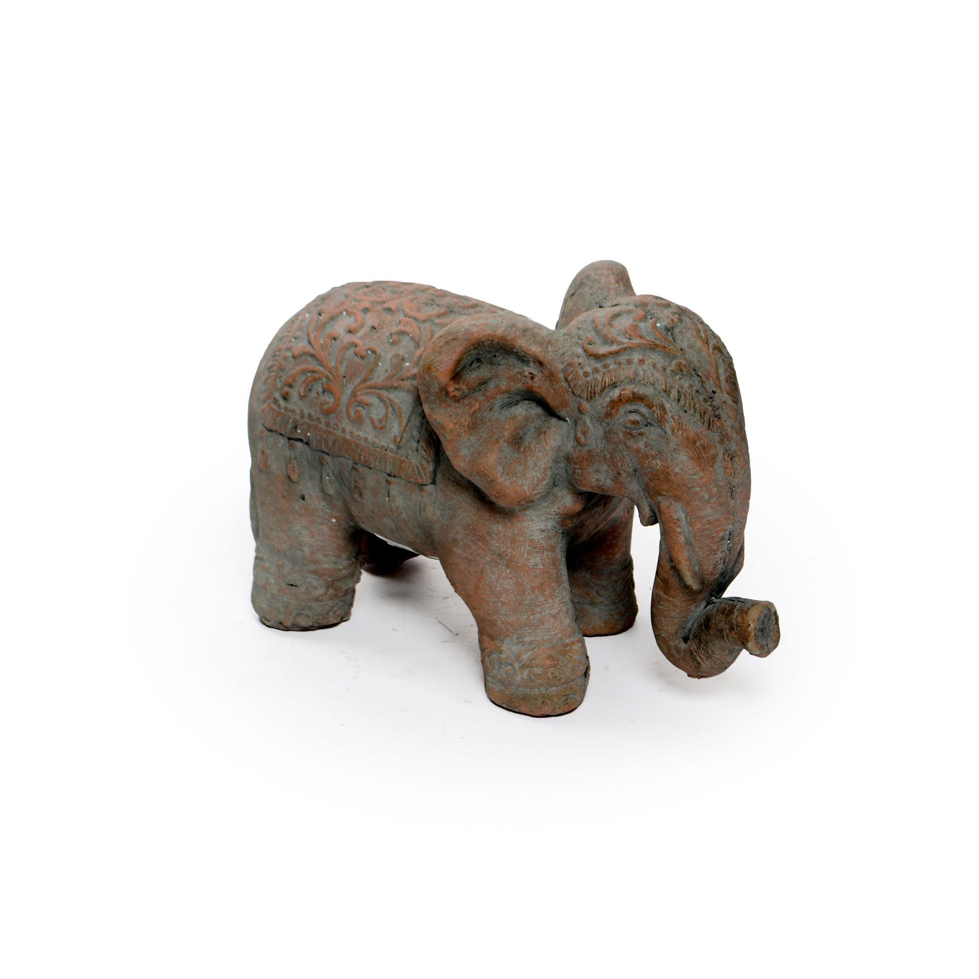 Escultura de Elefante Grande