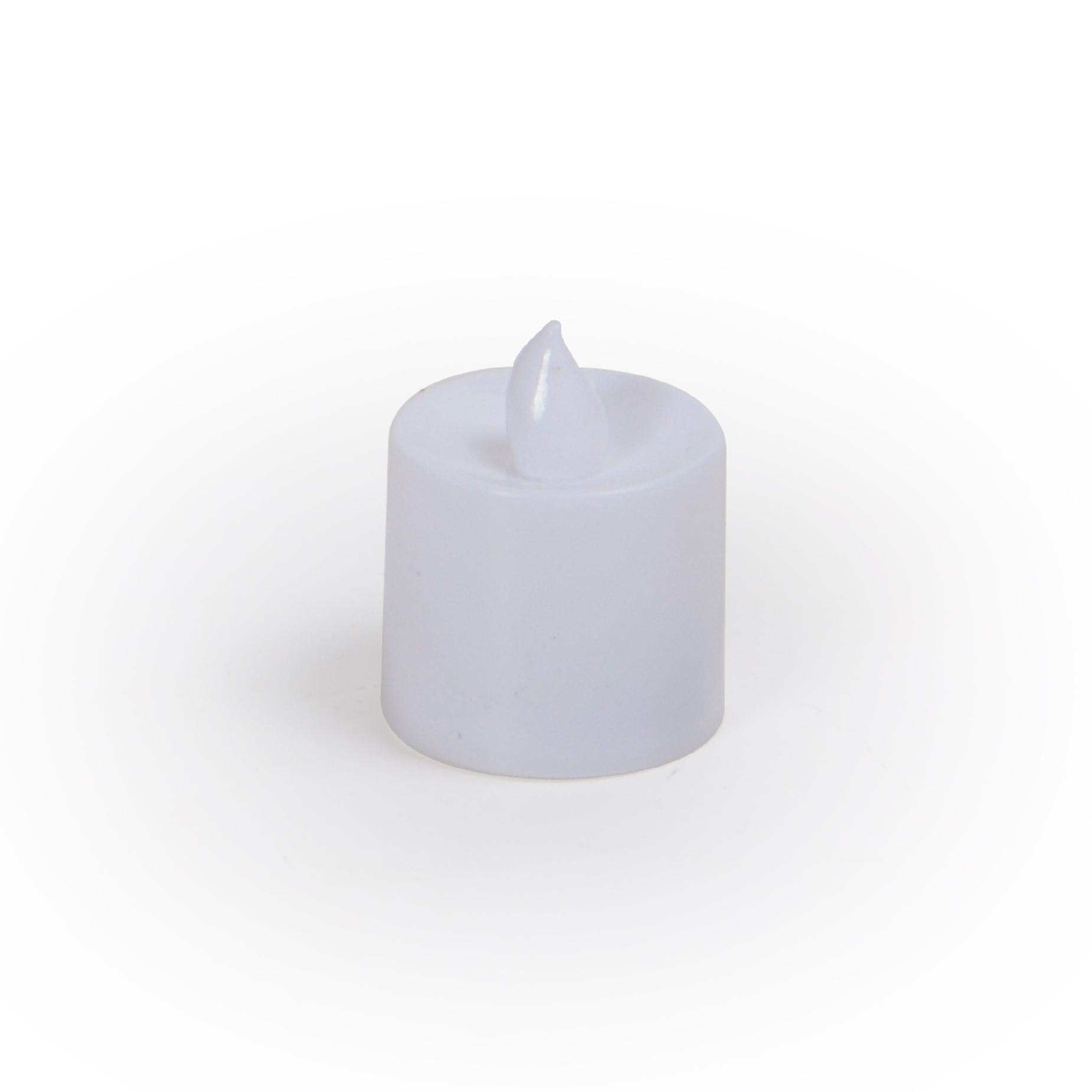 Conjunto com 24 velas de LED Pequenas