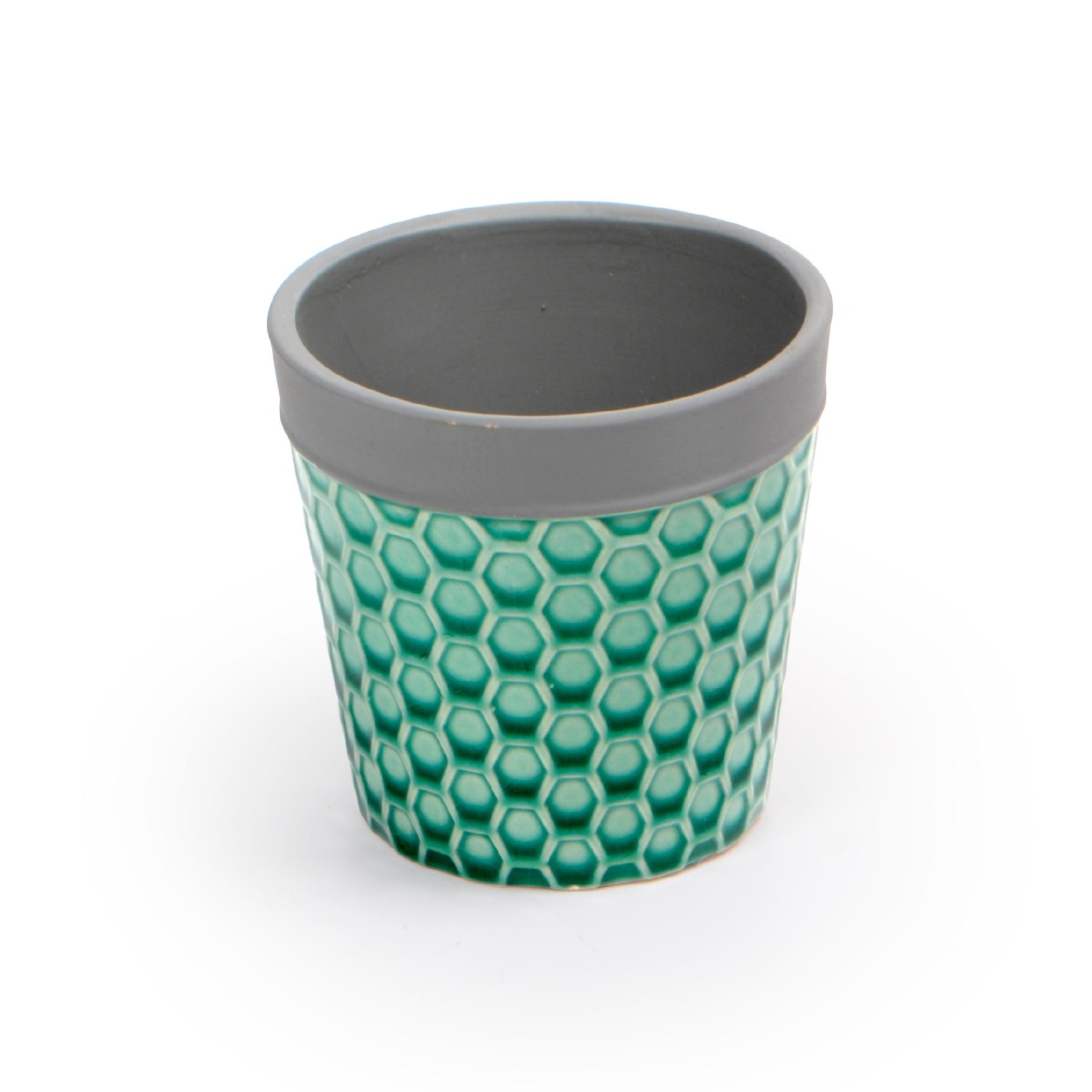 Cachepô médio de Cerâmica