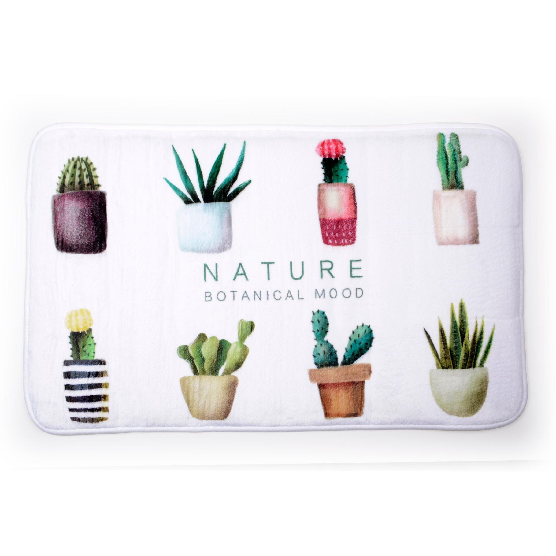 Tapete para banheiro Nature