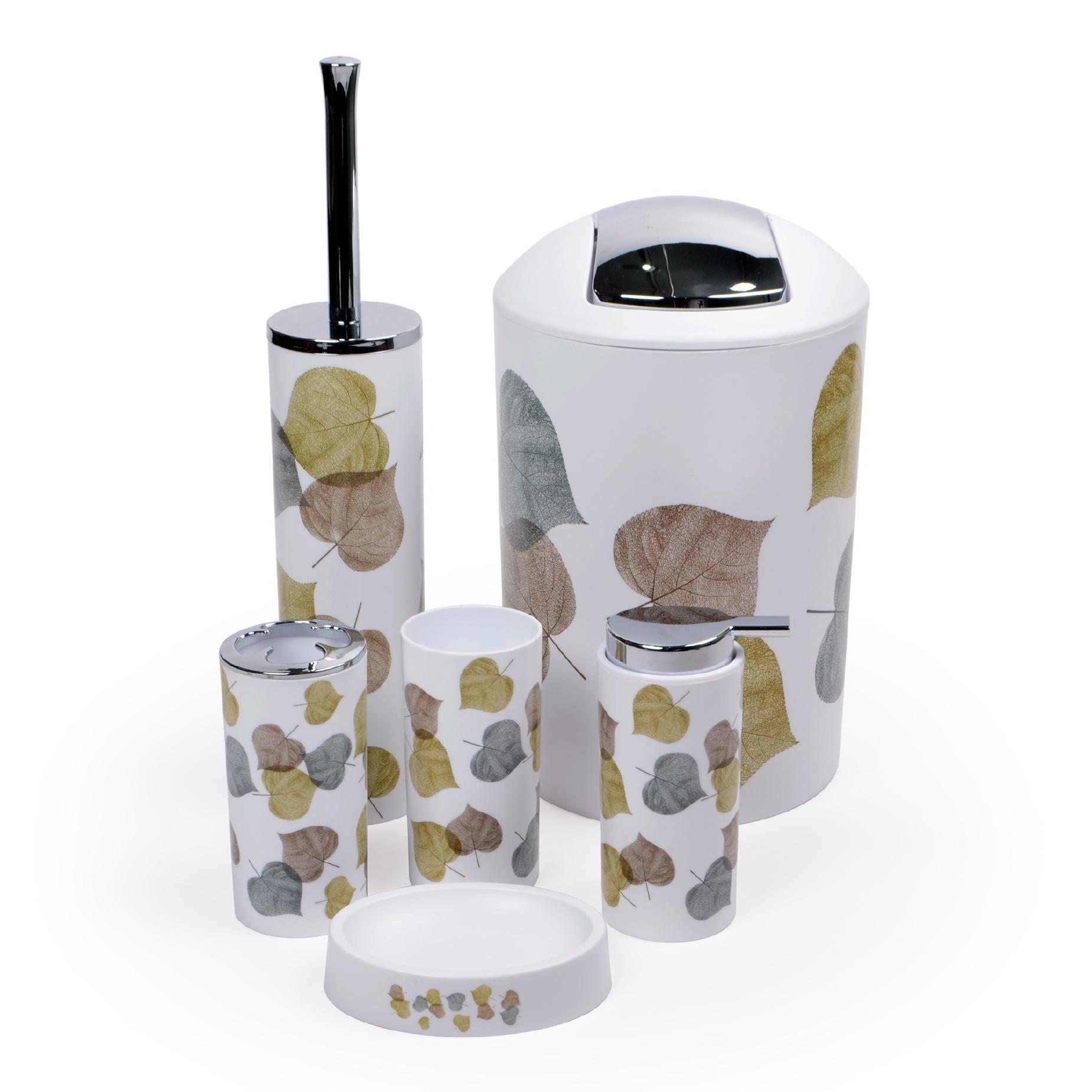Kit para banheiro Outono