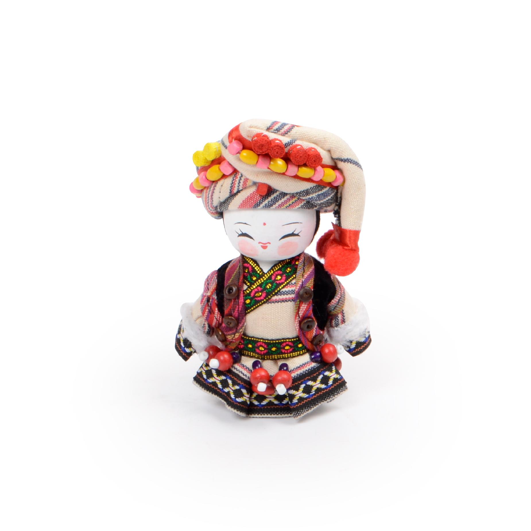 Boneca Mensageira do Oriente