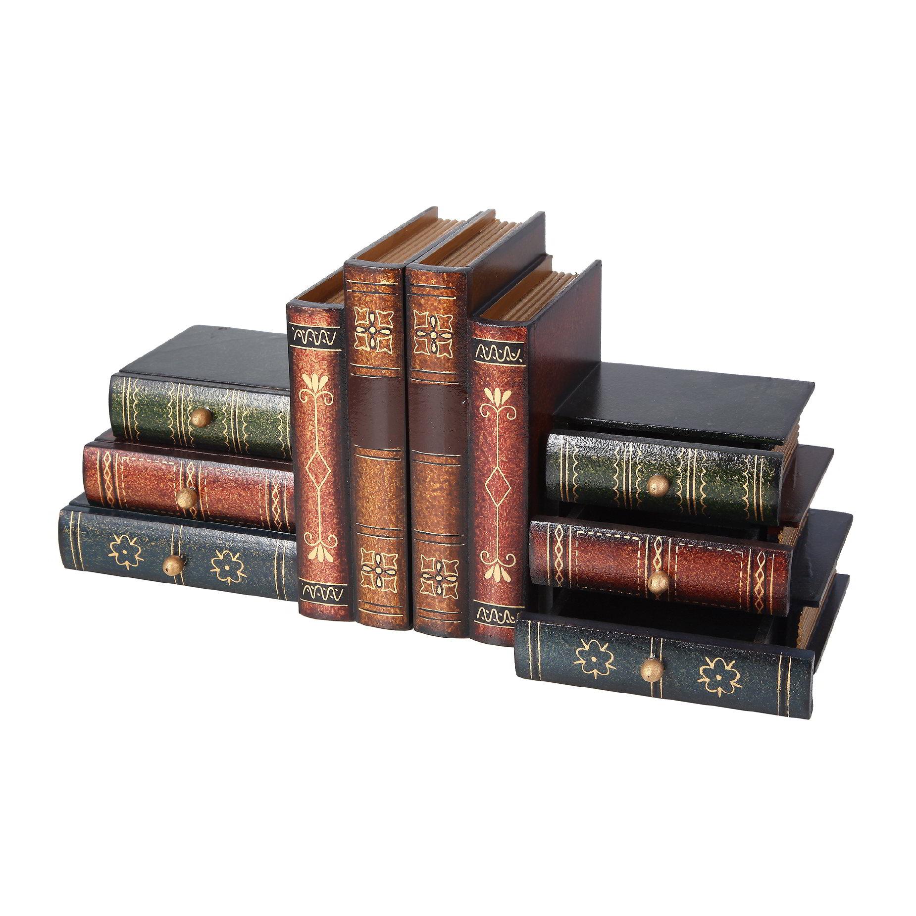 Livros decorativos