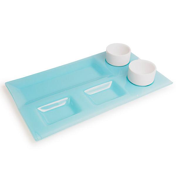 Petisqueira de vidro Colors