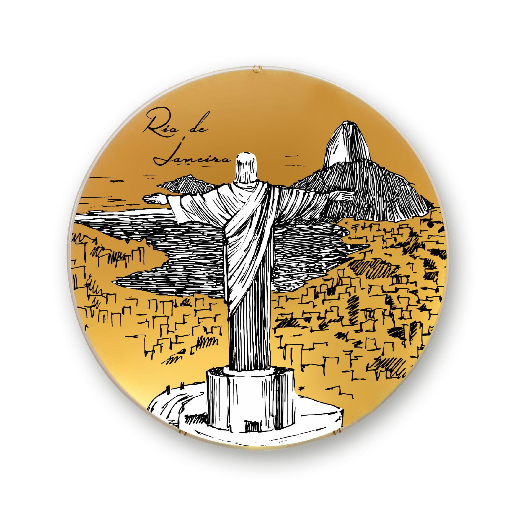 Prato de Parede Rio de Janeiro