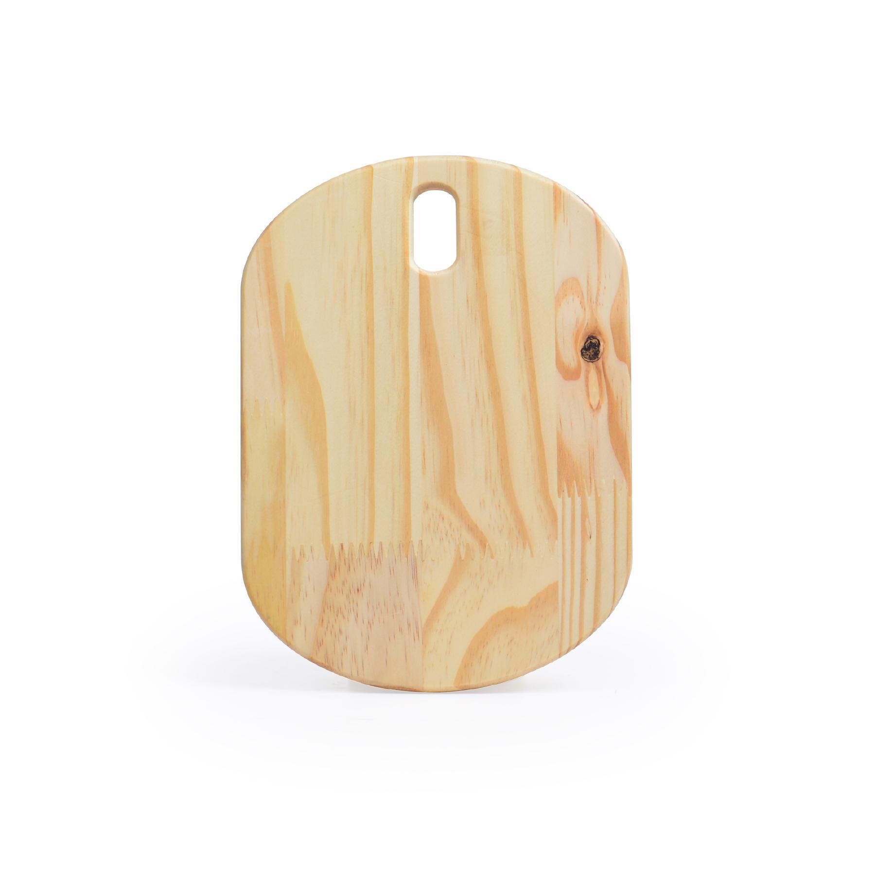 Tábua de madeira Pinus média