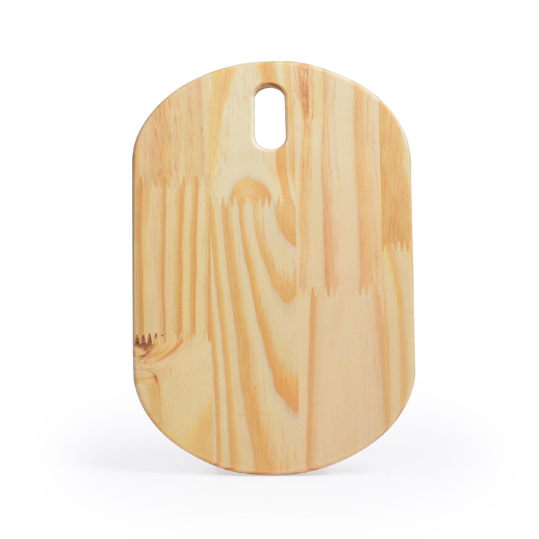 Tábua de madeira Pinus grande