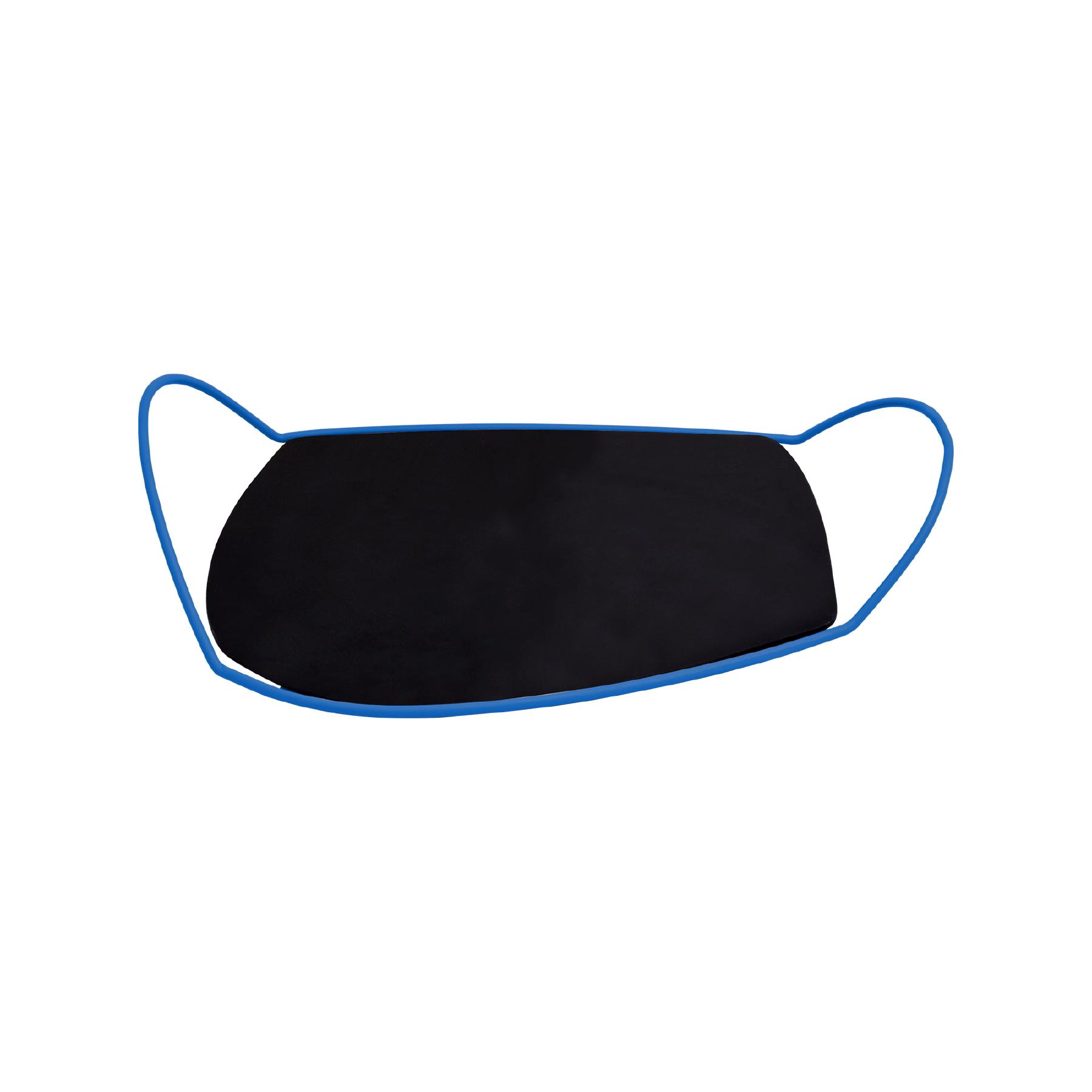 Bandeja orgânica de ferro Azul Cobalto