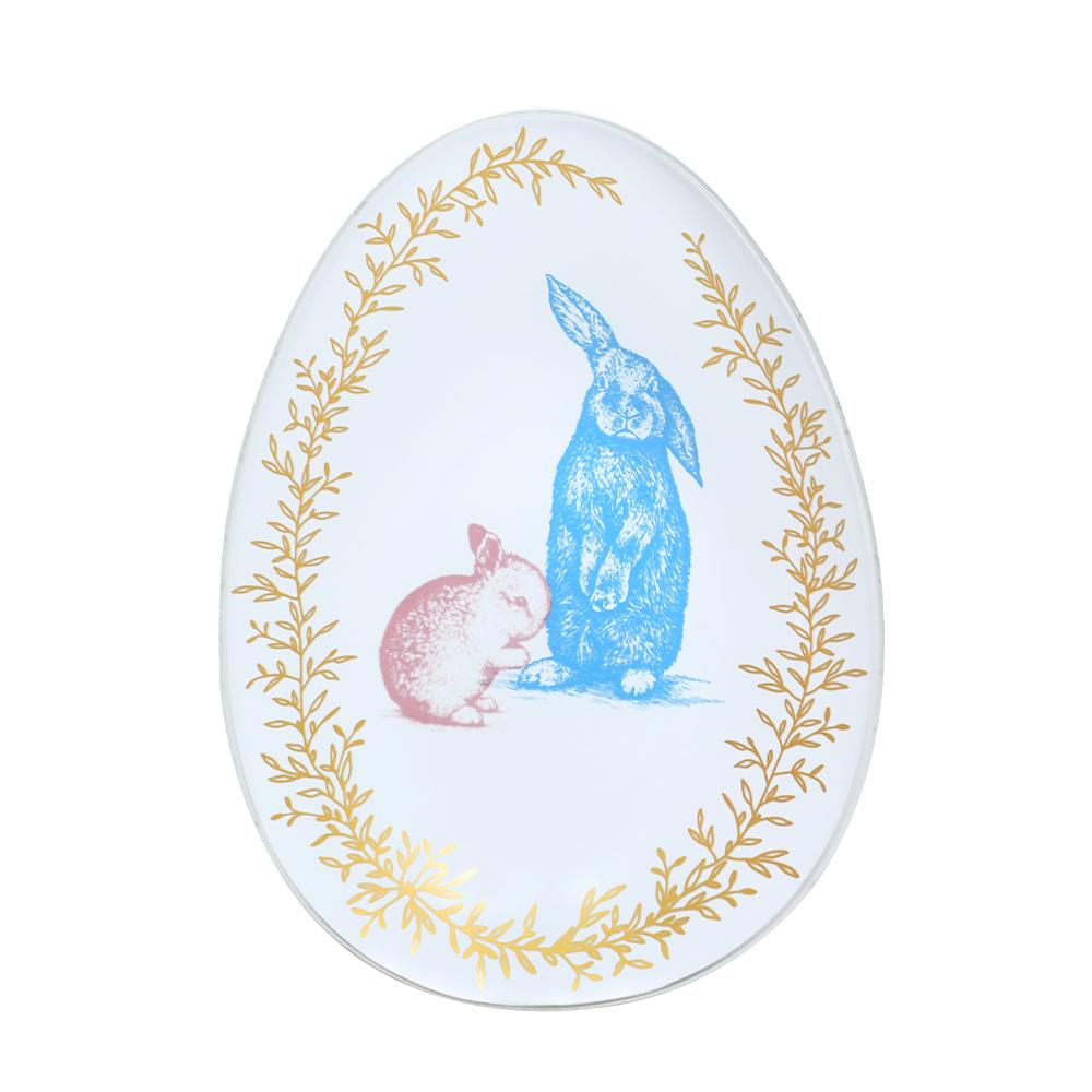 Travessa ovo de Páscoa Grande