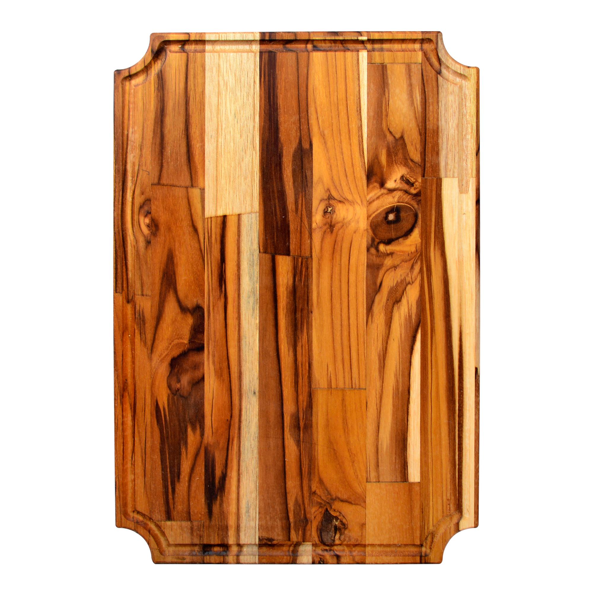 Tábua de madeira Teca grande