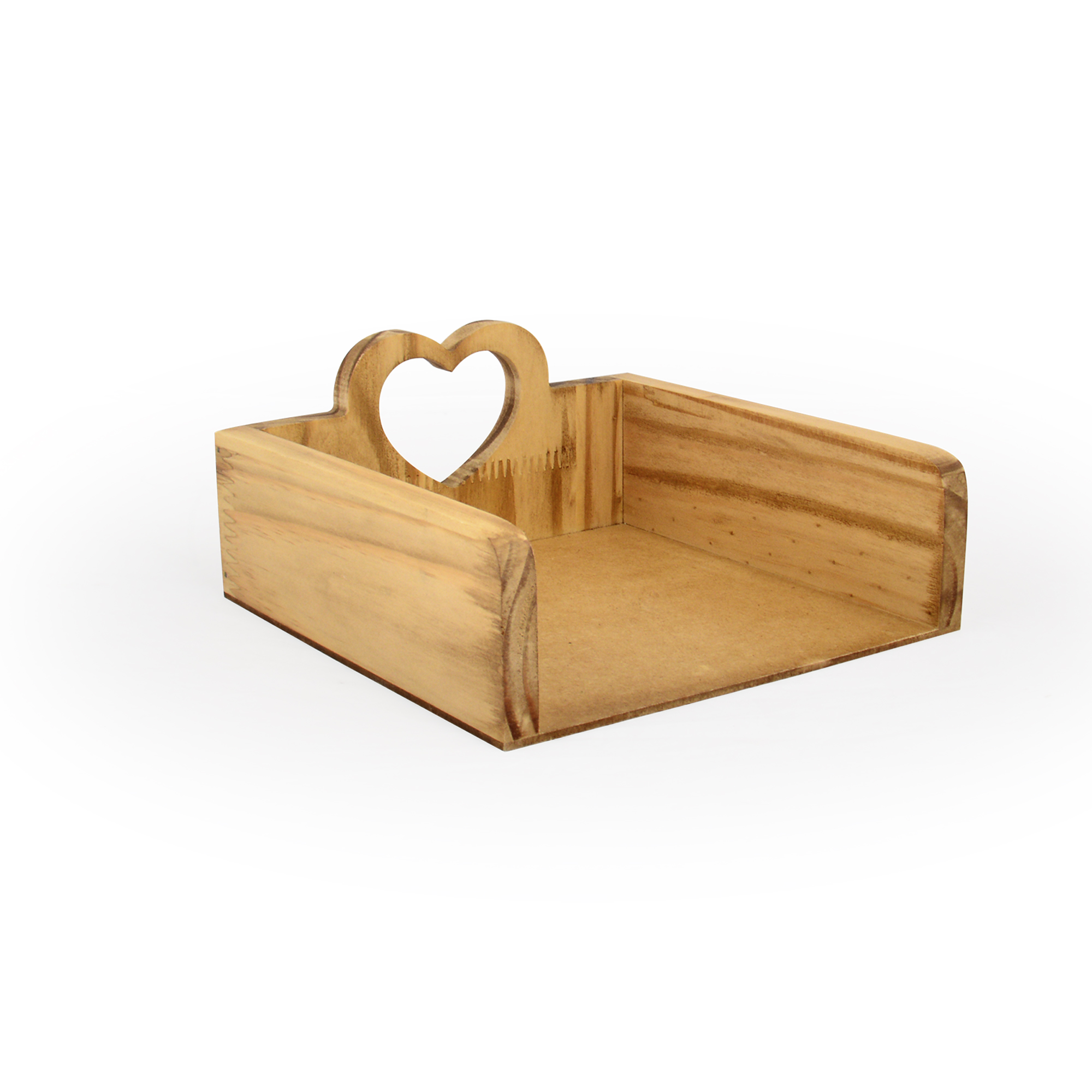 Porta guardanapo Coração