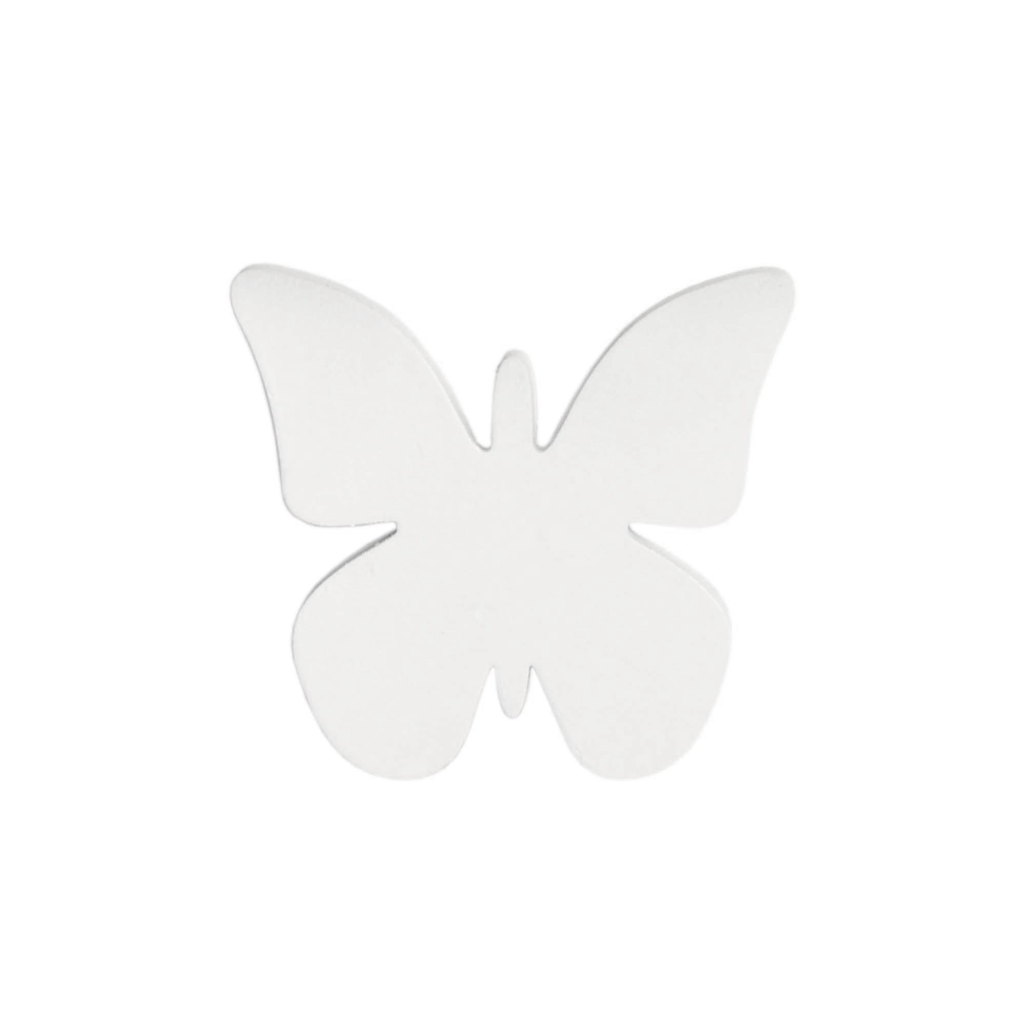 Gancho de parede Borboleta Branca