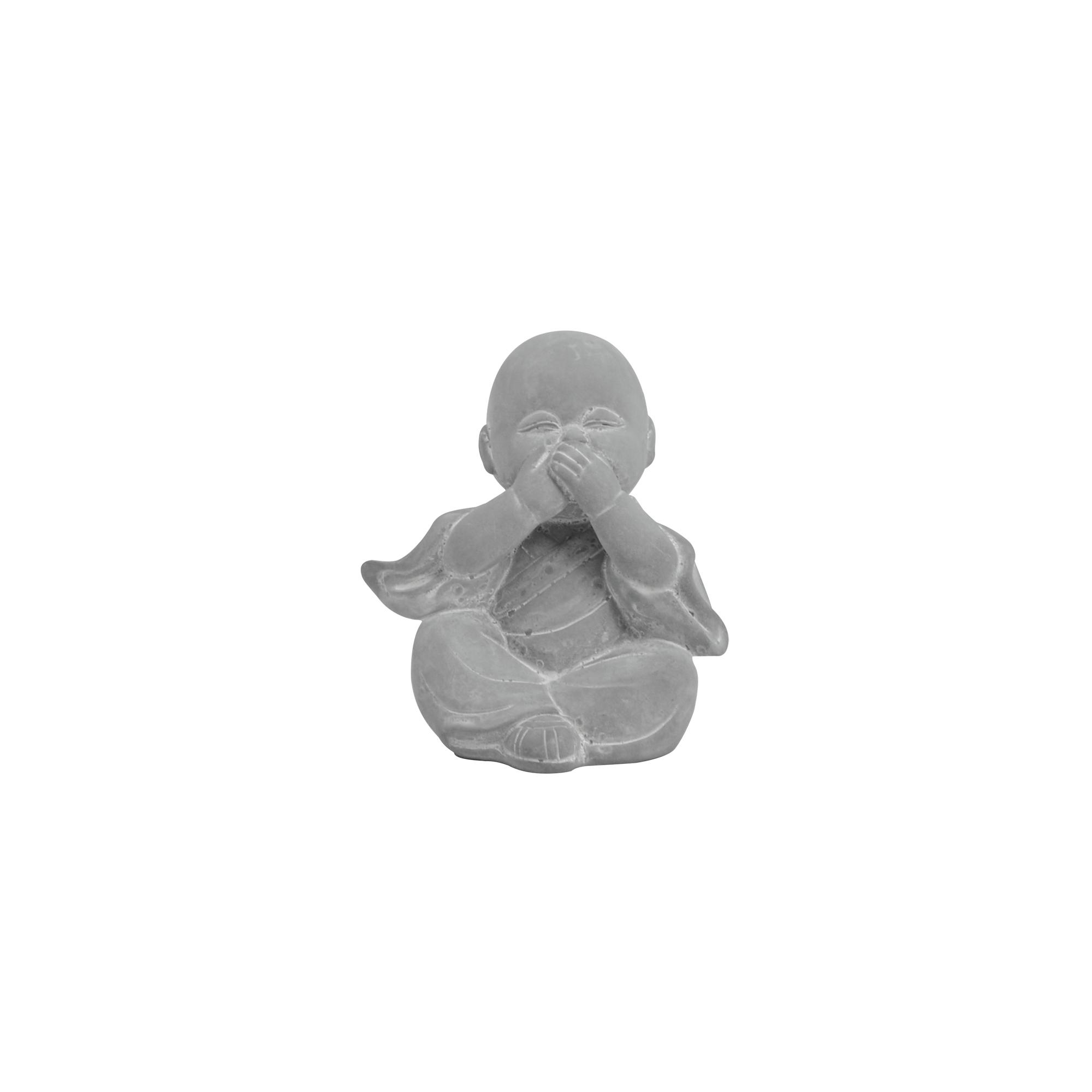 Escultura Buda da sabedoria mudo