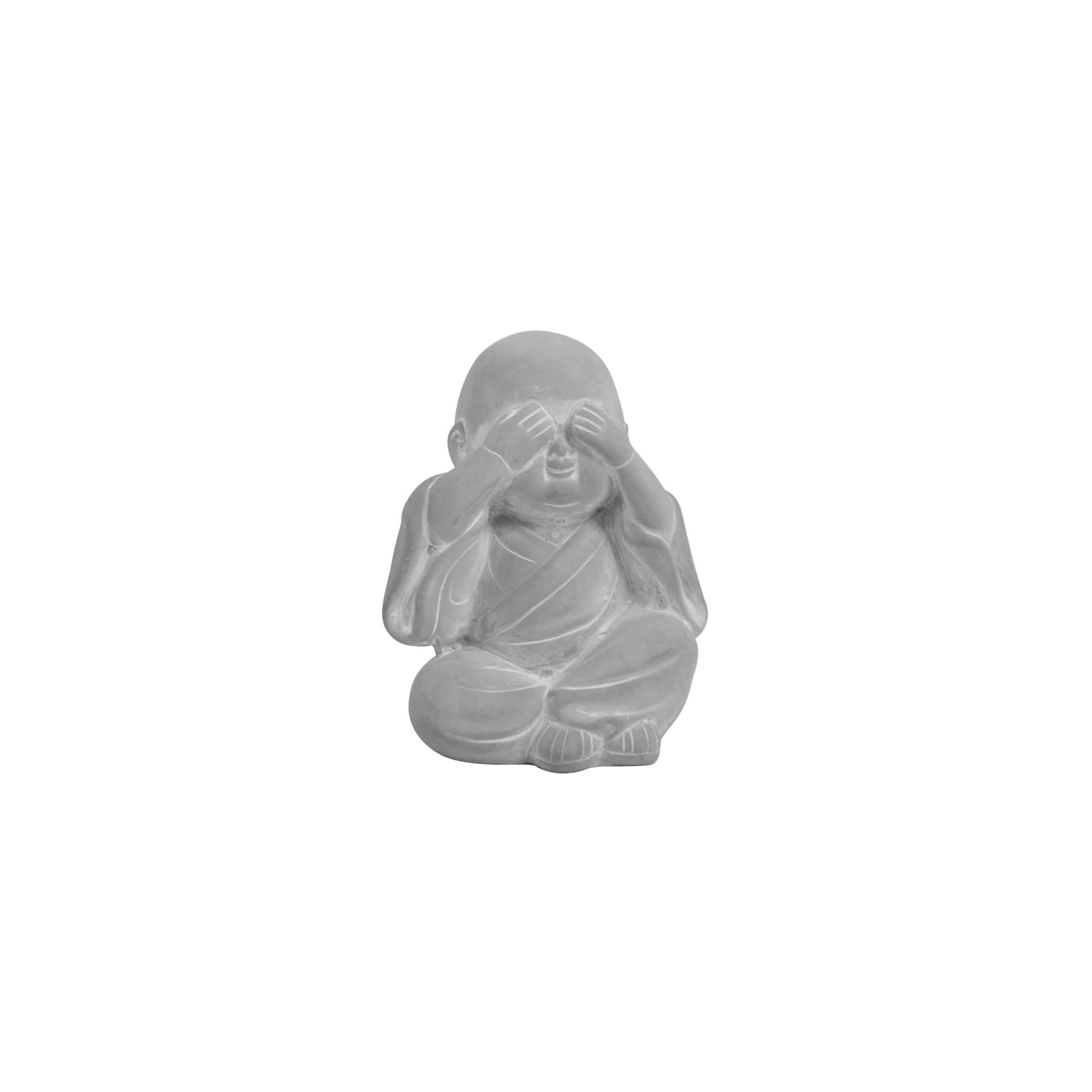 Escultura Buda da sabedoria cego