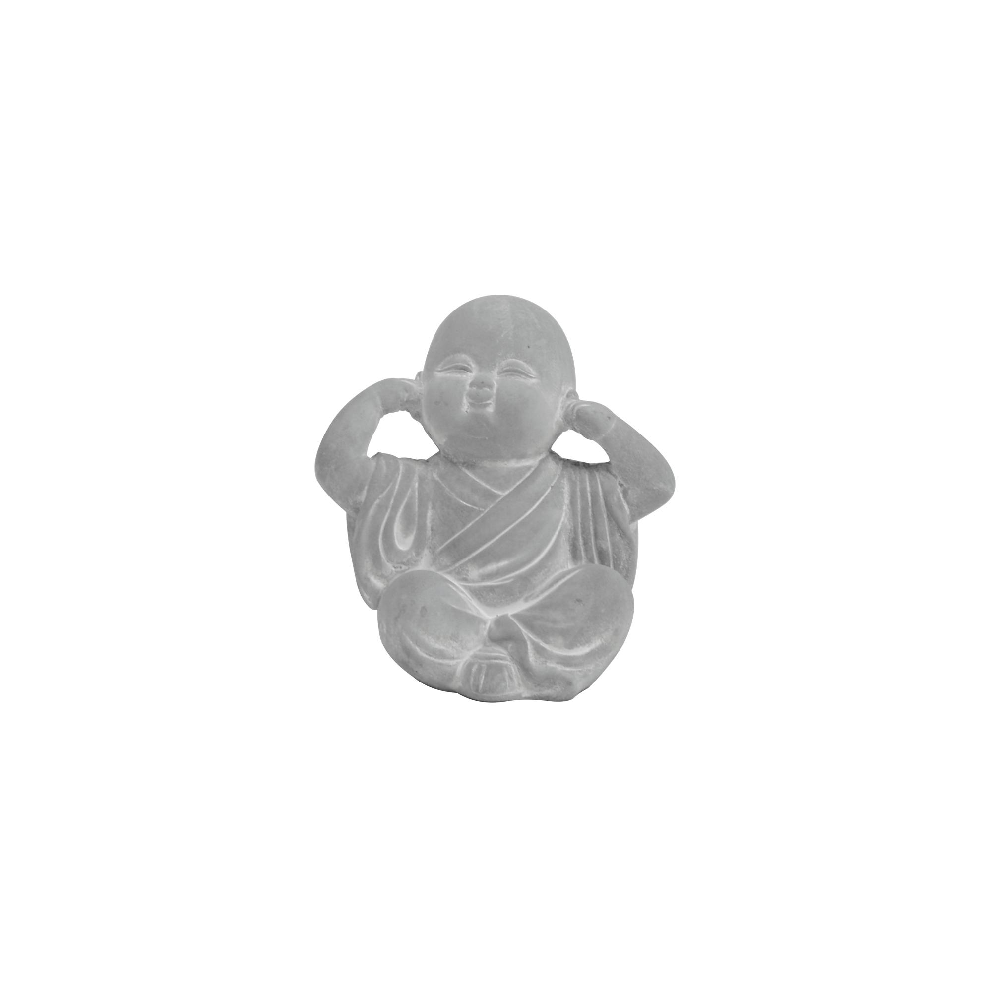 Escultura Buda da sabedoria surdo