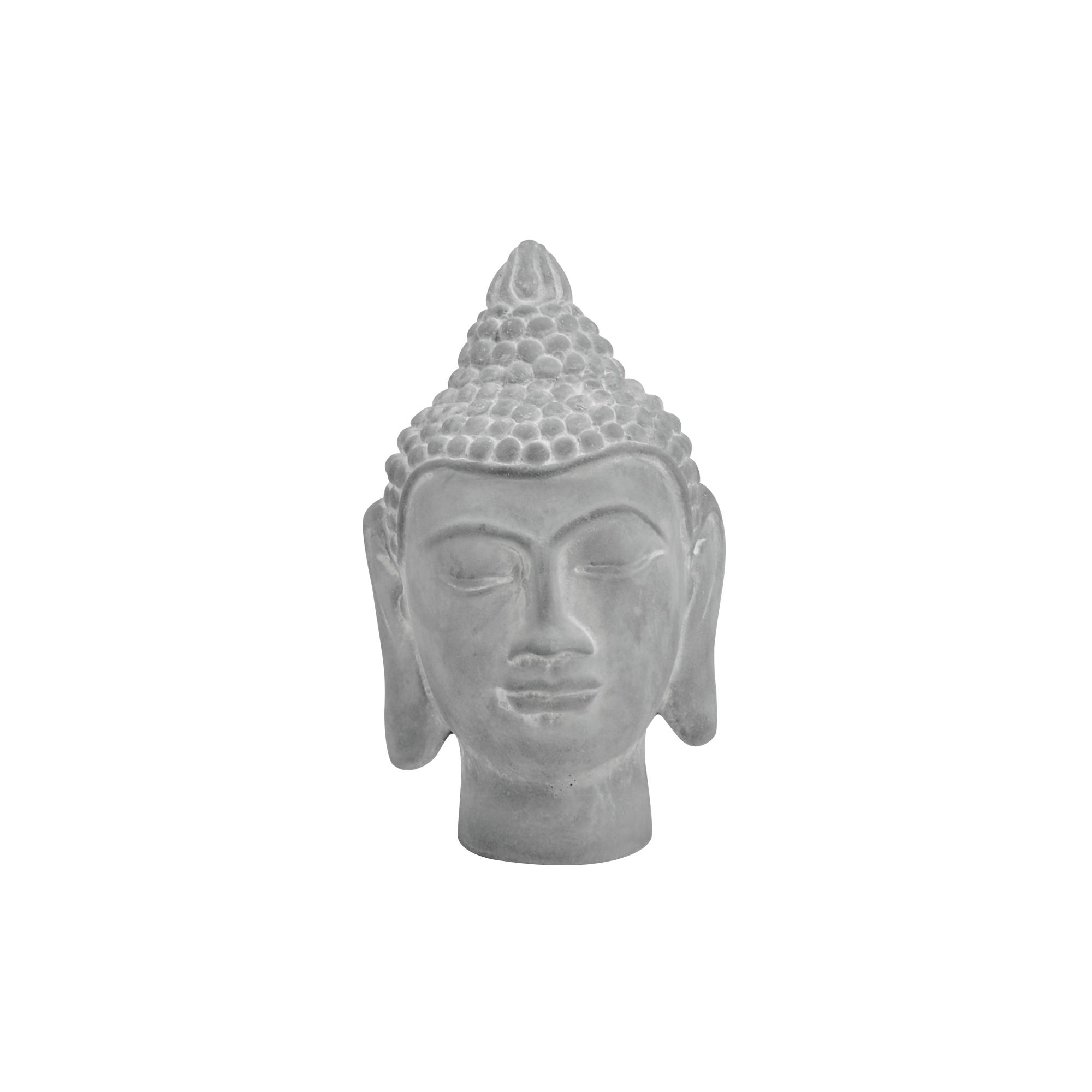 Escultura média Buda