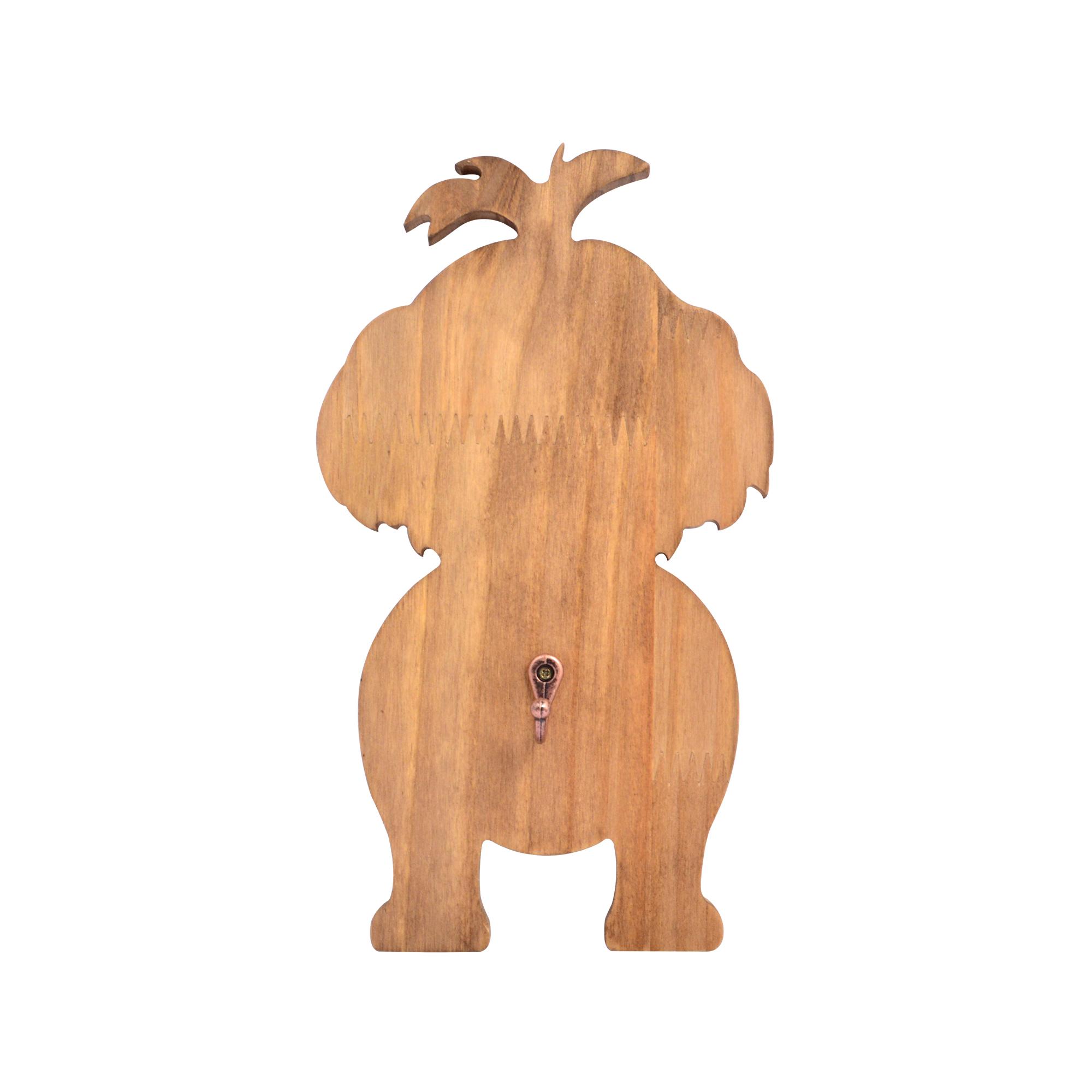 Pendurador de madeira Shihtzu