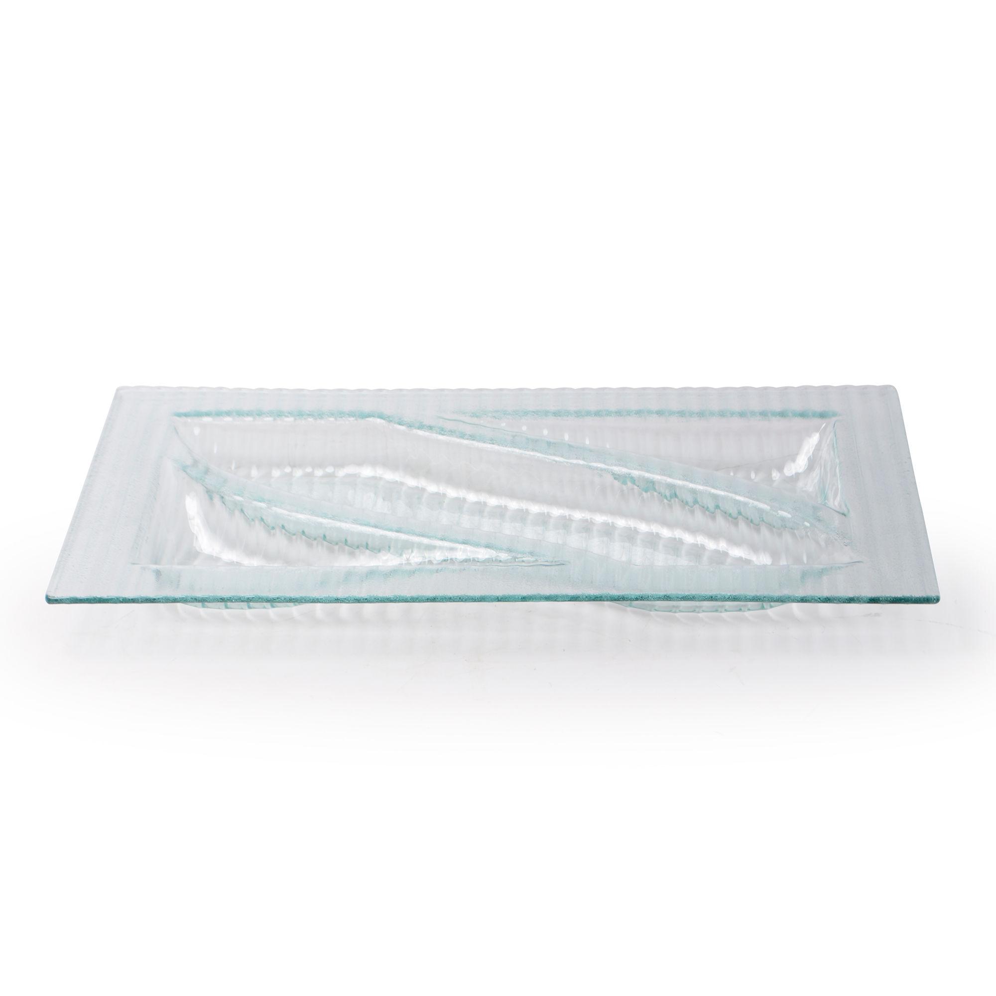 Petisqueira de vidro