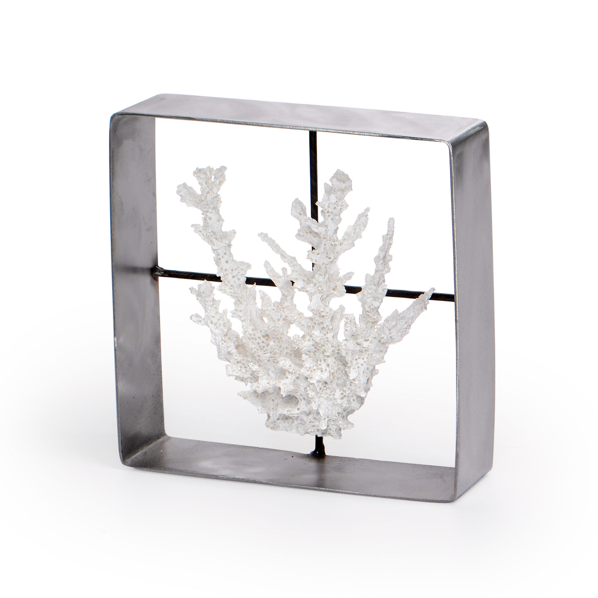 Escultura de parede Coral