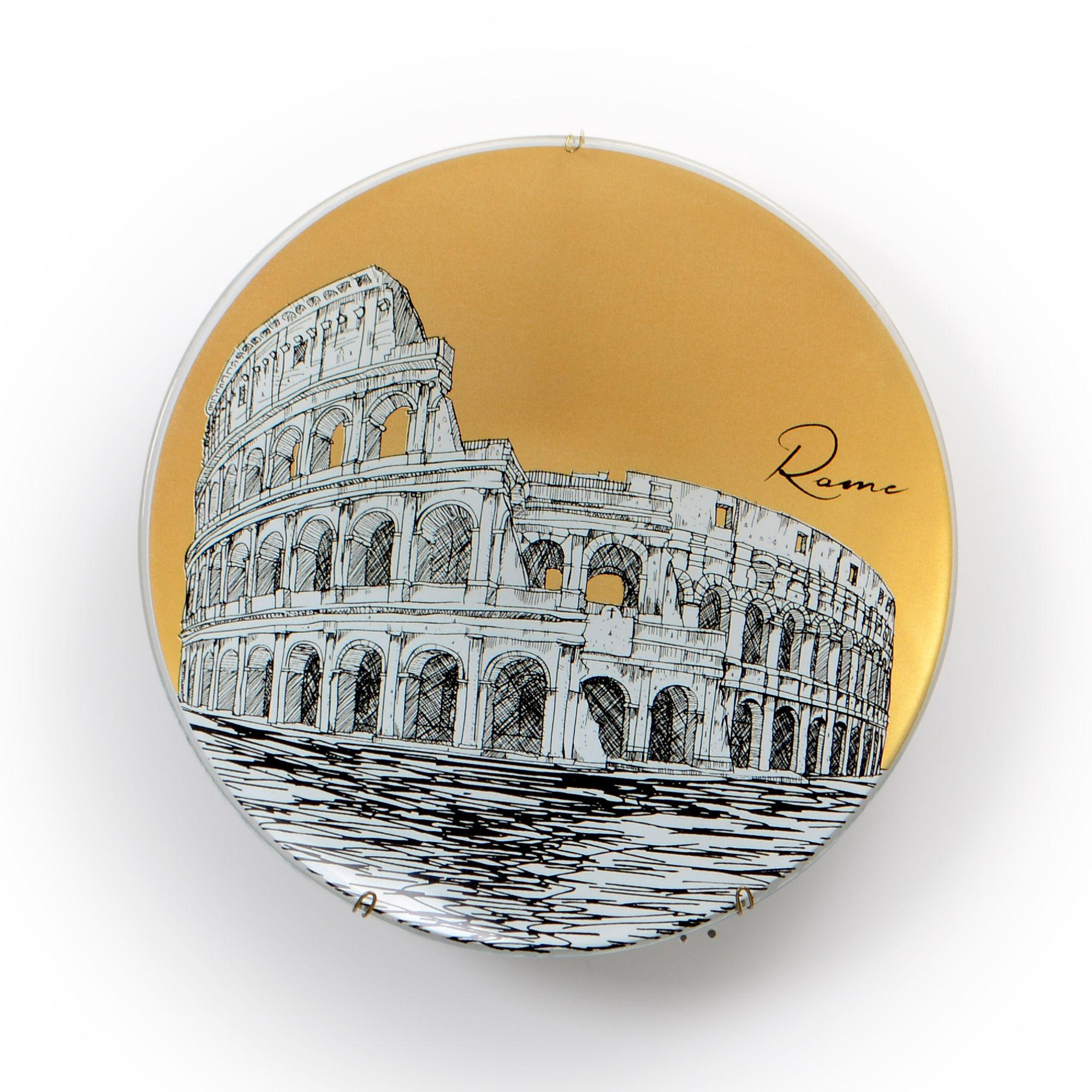 Prato de parede Roma