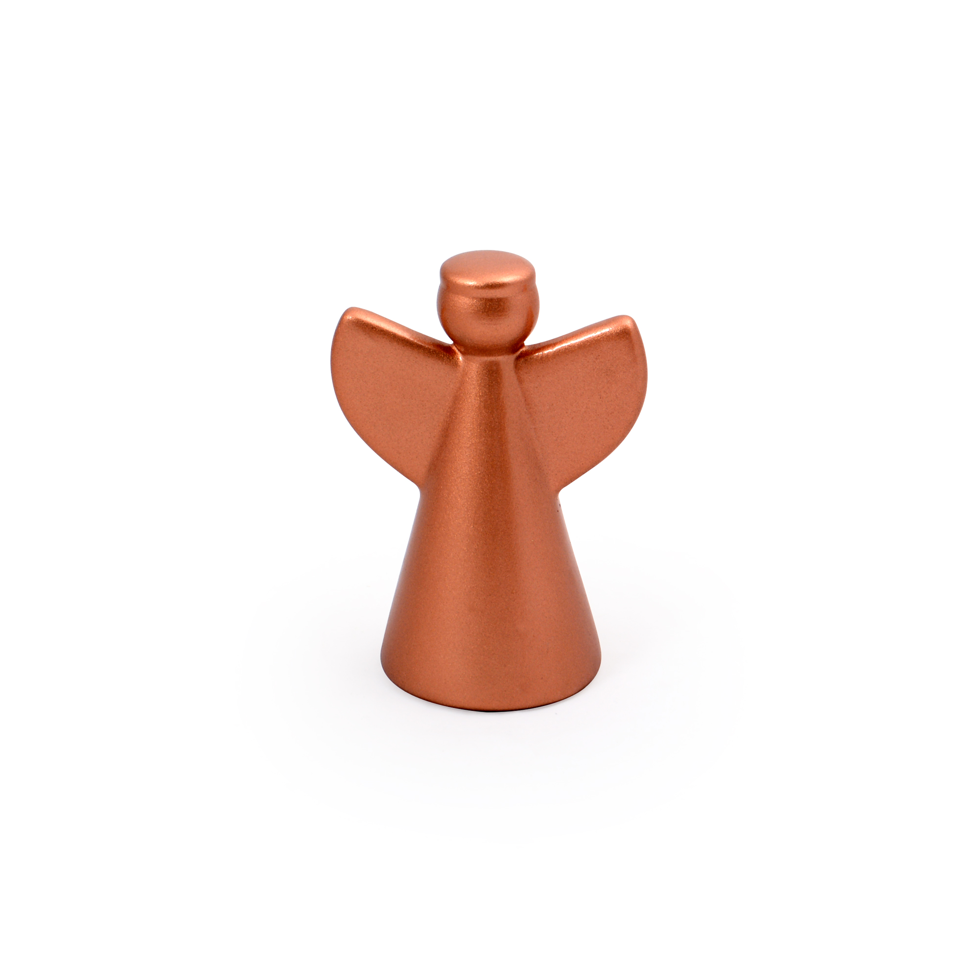Escultura de cerâmica Anjo