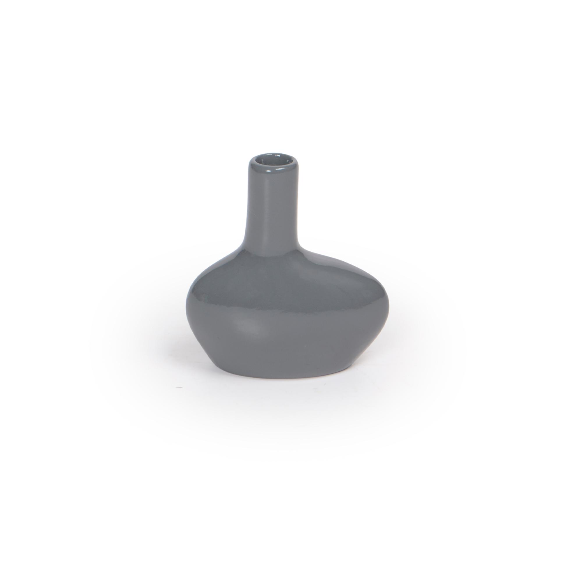 Vaso médio de cerâmica