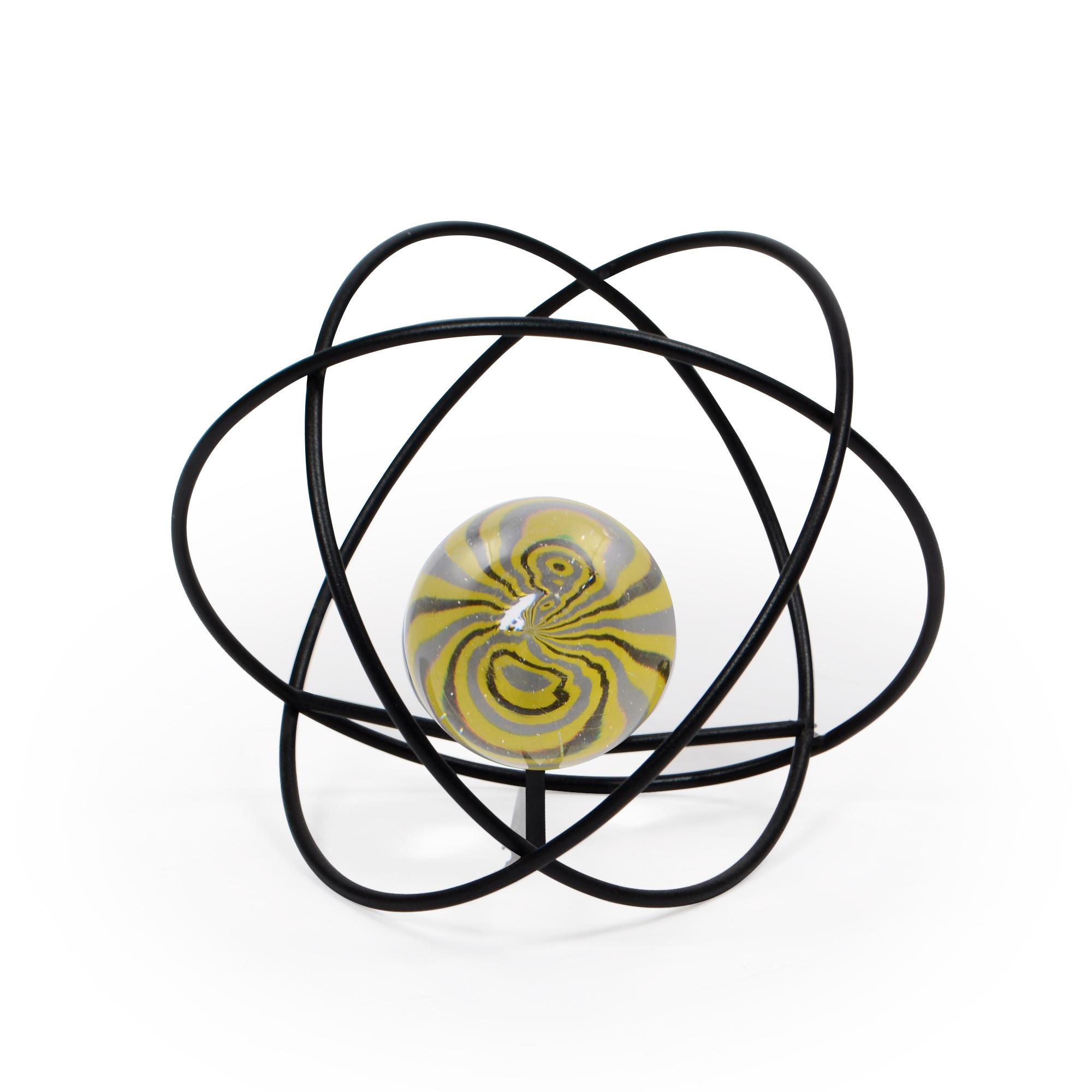 Escultura de ferro Orbital
