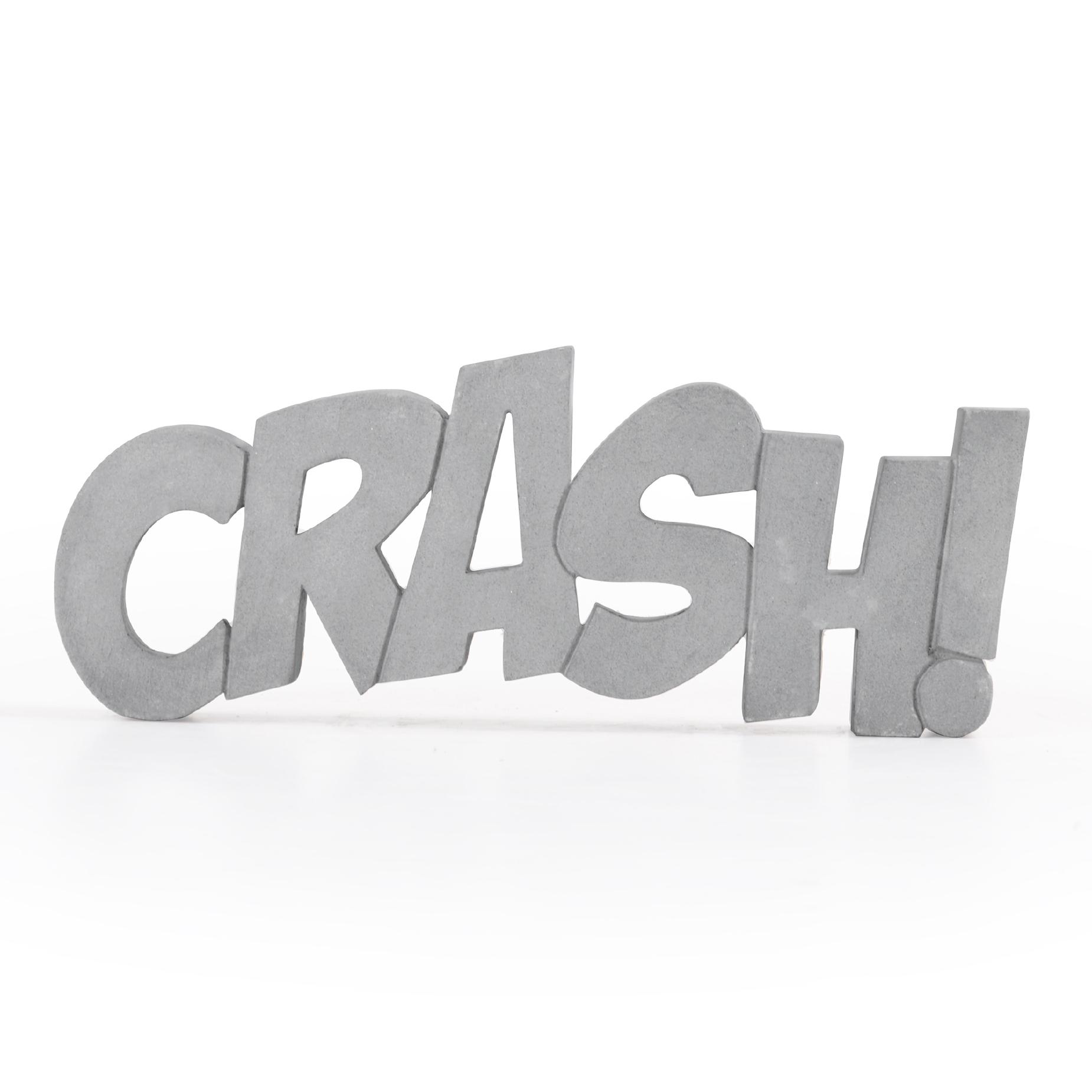 Escultura Crash