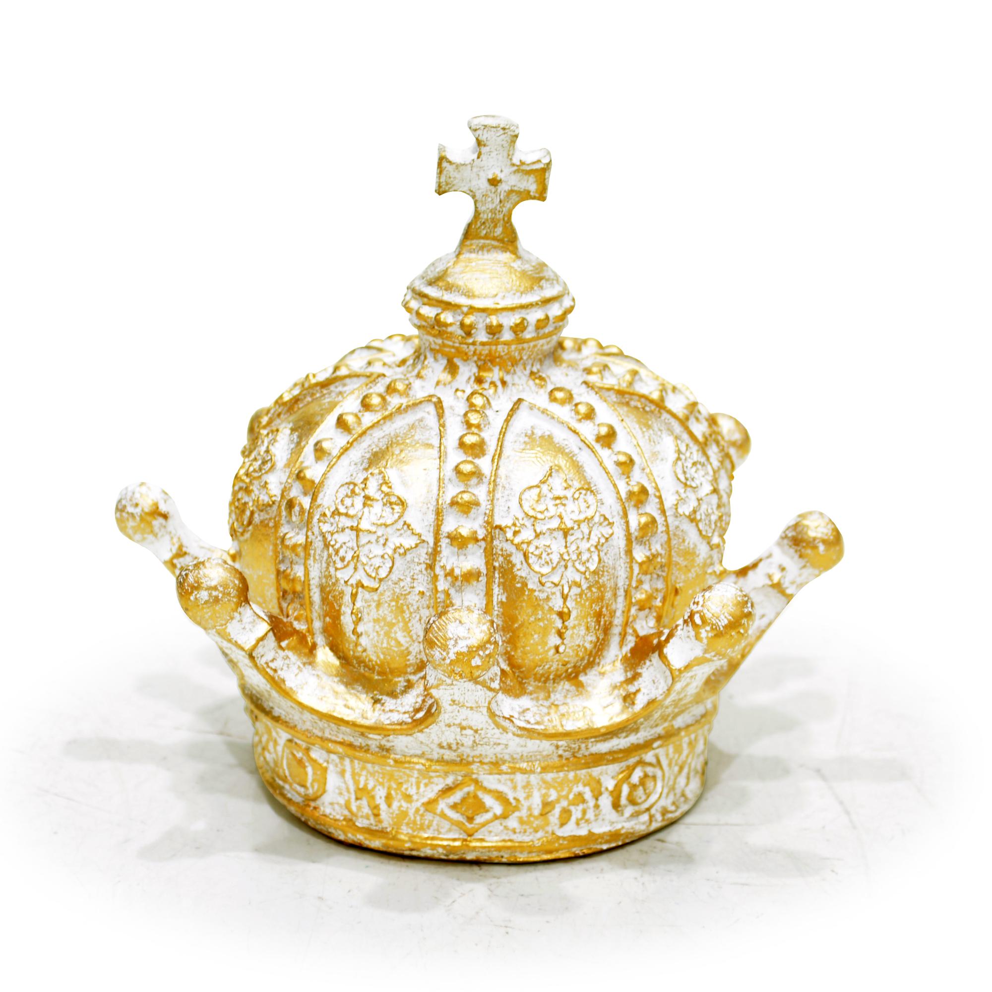 Coroa de Resina