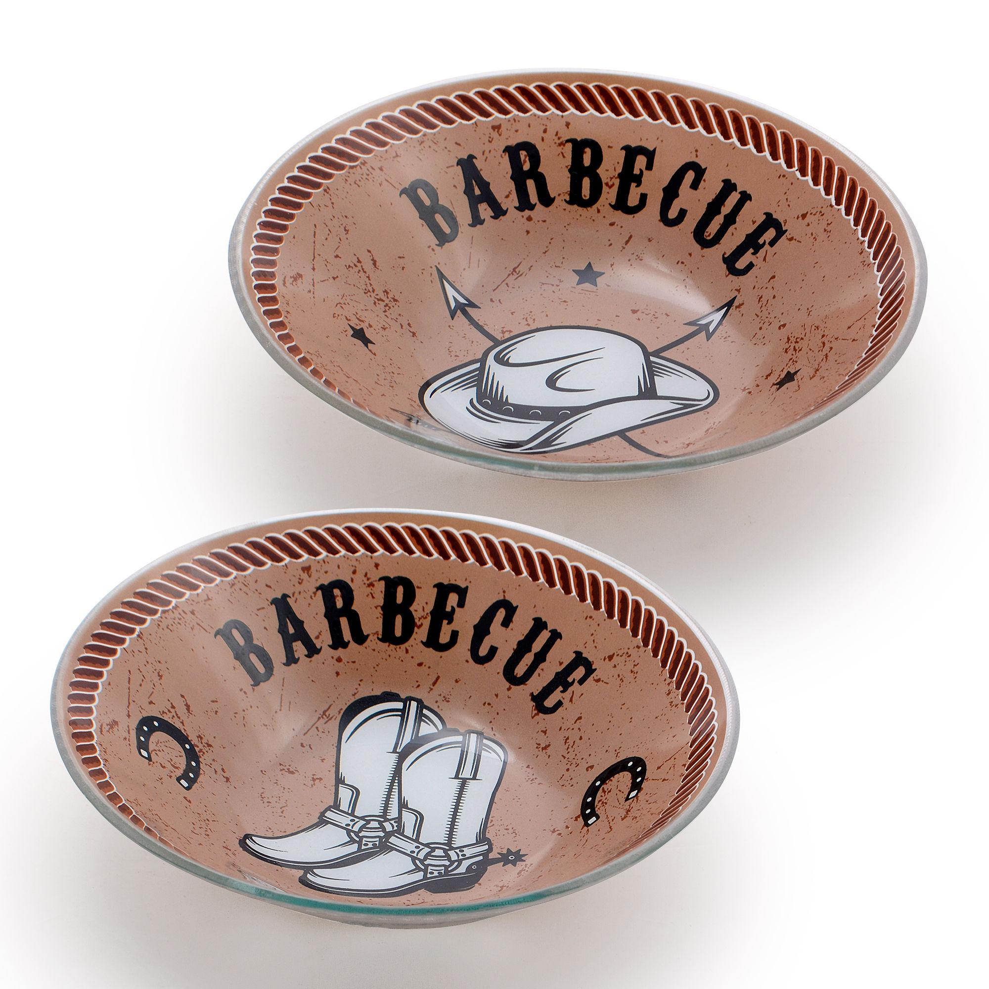 Conjunto de Petisqueiras Barbecue