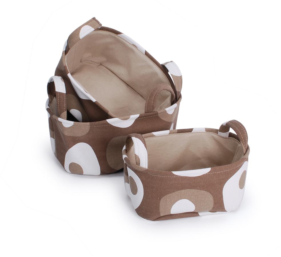 Conjunto 03 cestas