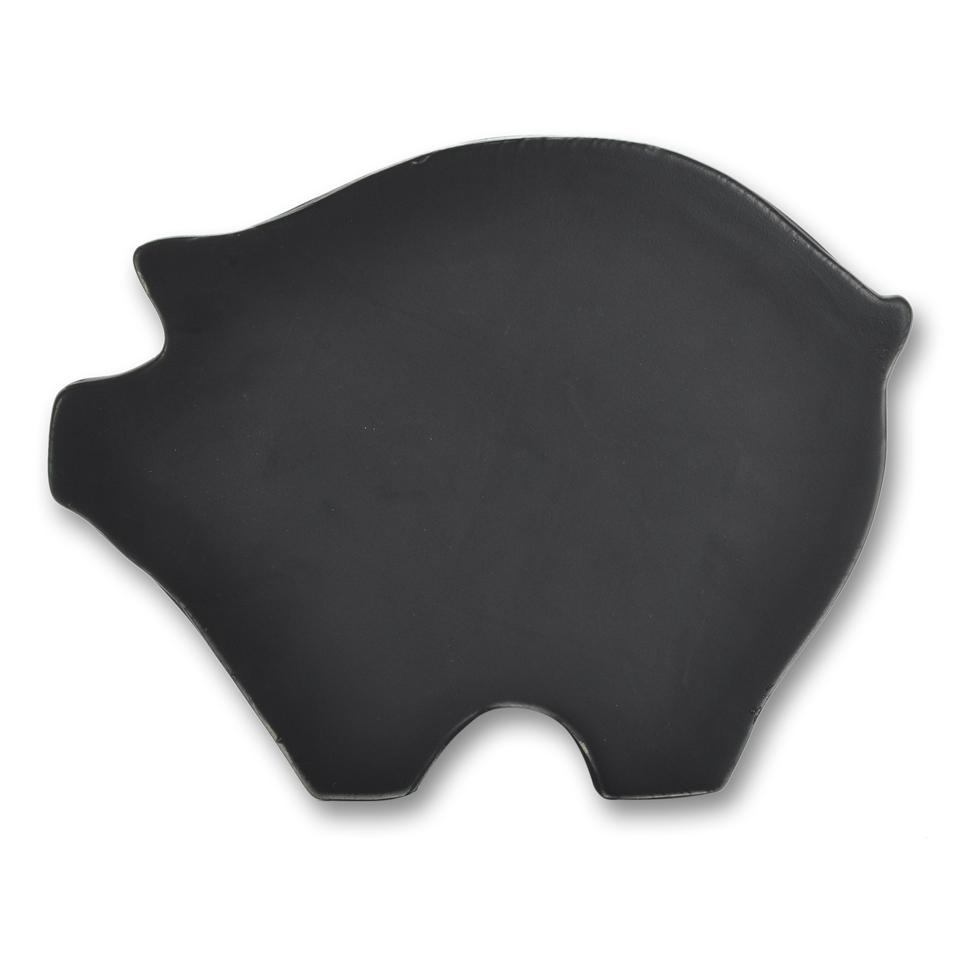Lousa formato de porco