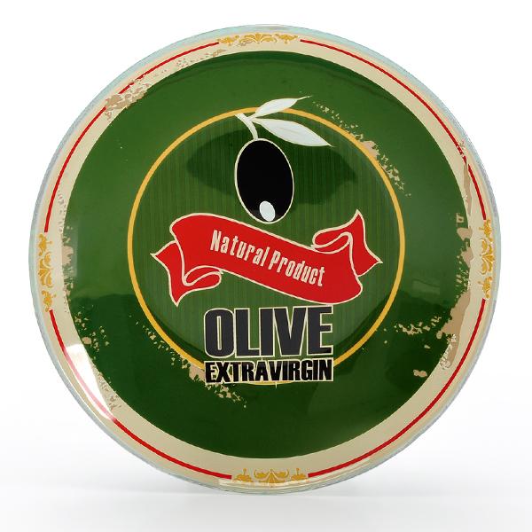 Travessa redonda Olive