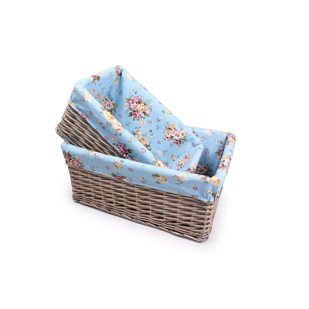 Conjunto 02 cestas