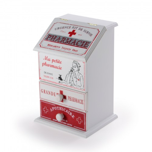 Caixa farmácia para medicamentos