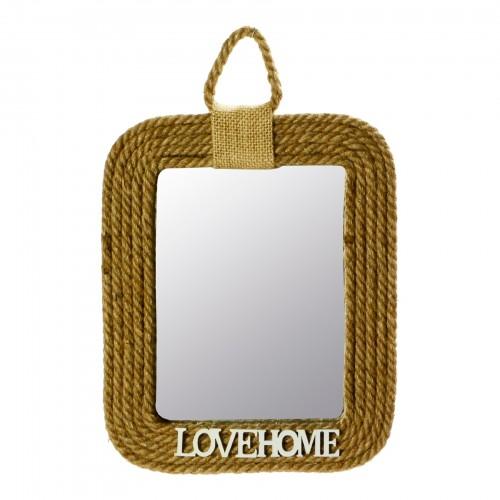 Espelho de parede Corda Love Home