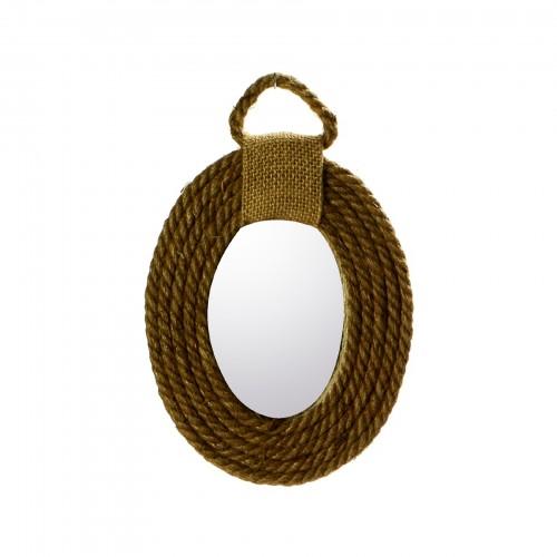 Espelho de parede Corda  Oval