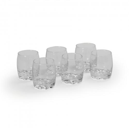 Conjunto 06 copos de Vidro