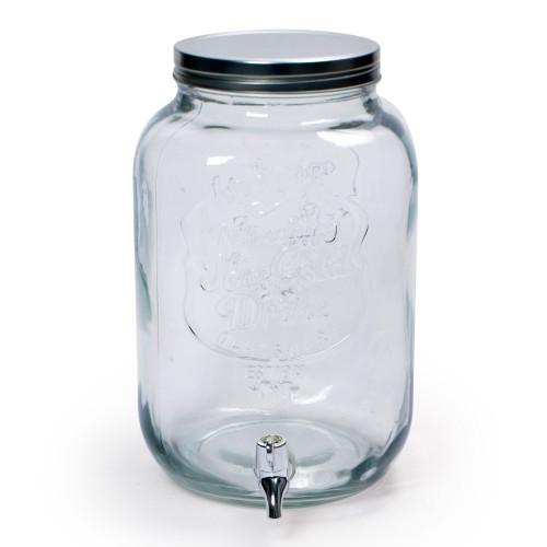 Suqueira de vidro 7 litros