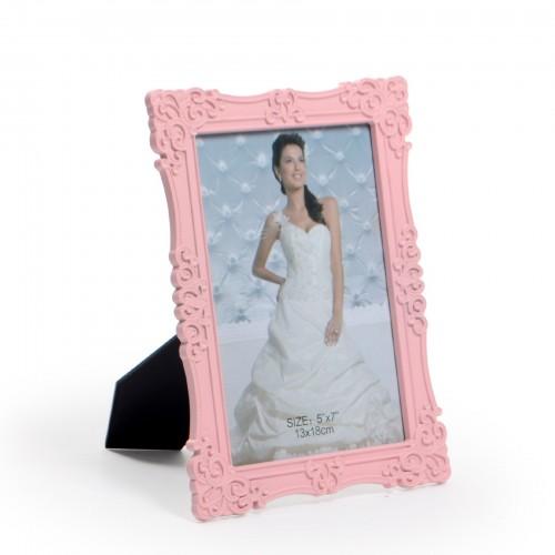 Porta retrato Rosa