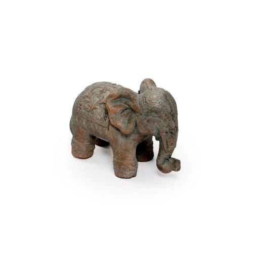 Escultura de Elefante pequeno
