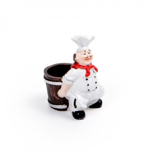 Paliteiro Cozinheiro