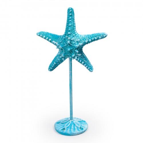 Totem de resina Estrela do mar