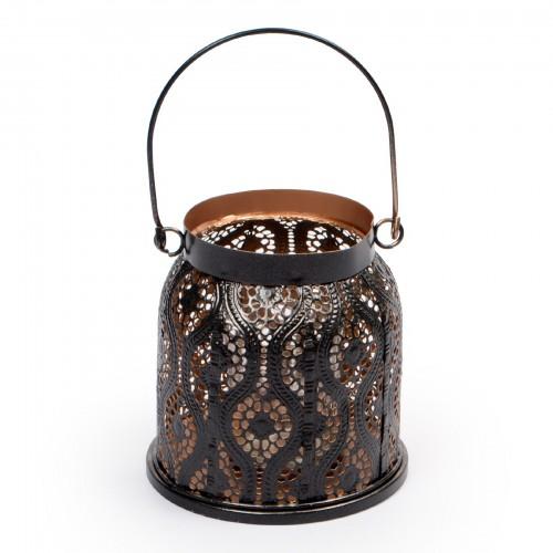 Lanterna decorativa com alça