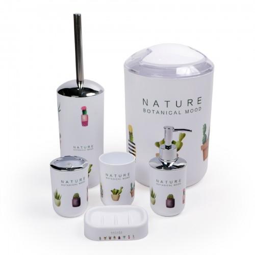 Kit para banheiro Nature