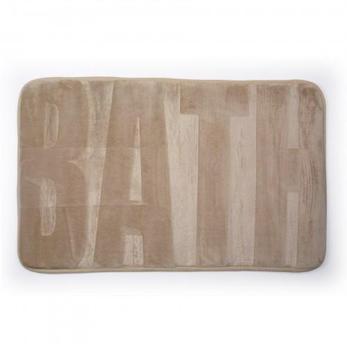 Tapete para banheiro Bath Creme